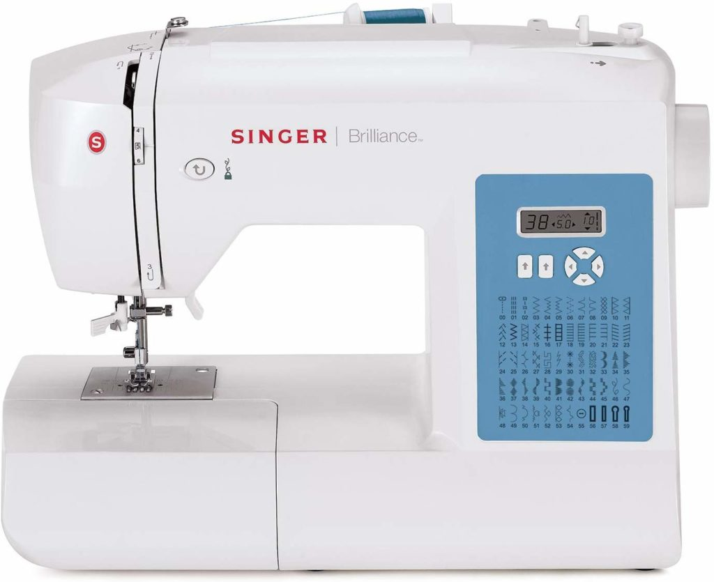 singer briliance 6160